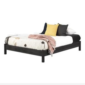 Lensky - Platform Bed on Legs