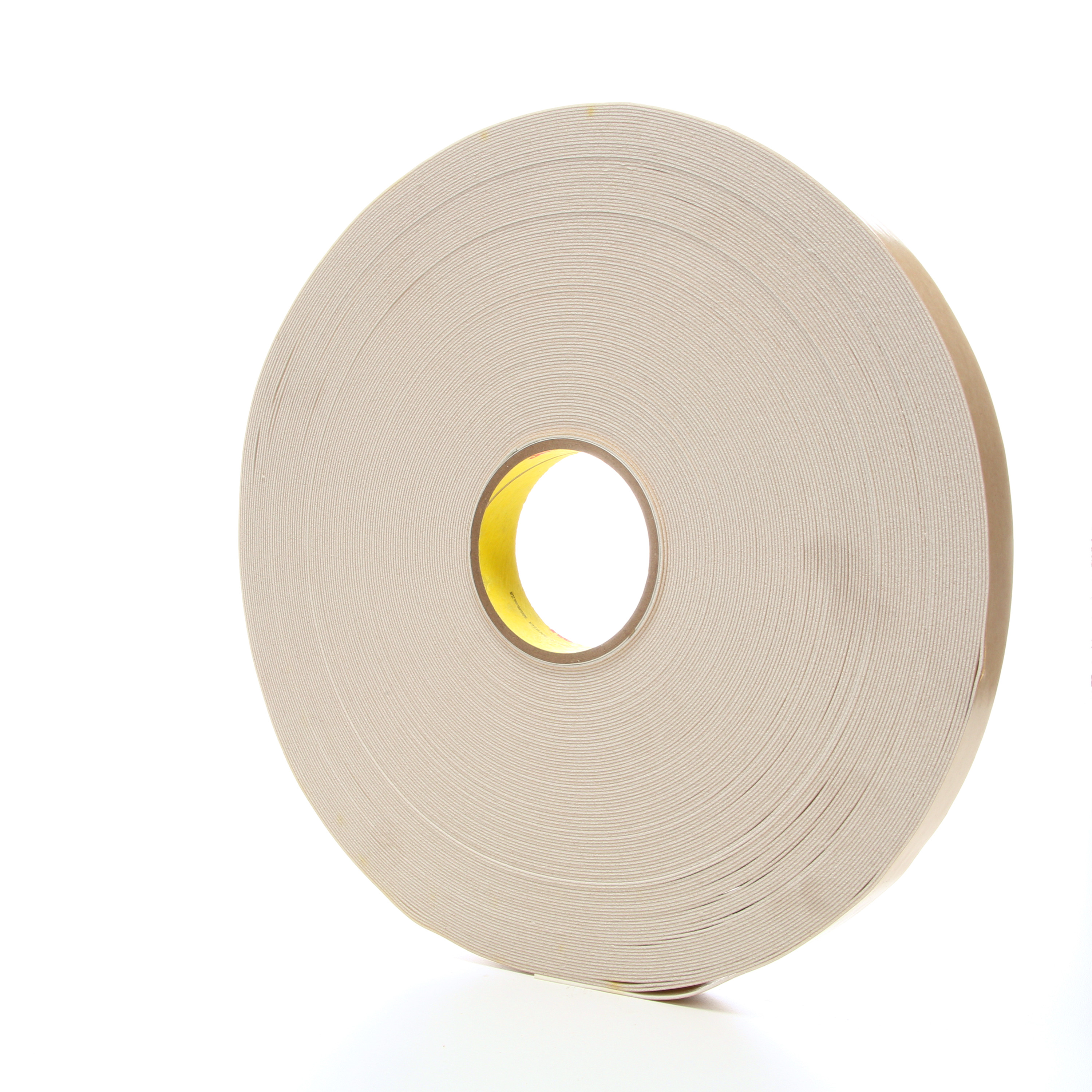 3M™ Double Coated Urethane Foam Tape 4085, Natural, 45 mil, Roll, Config