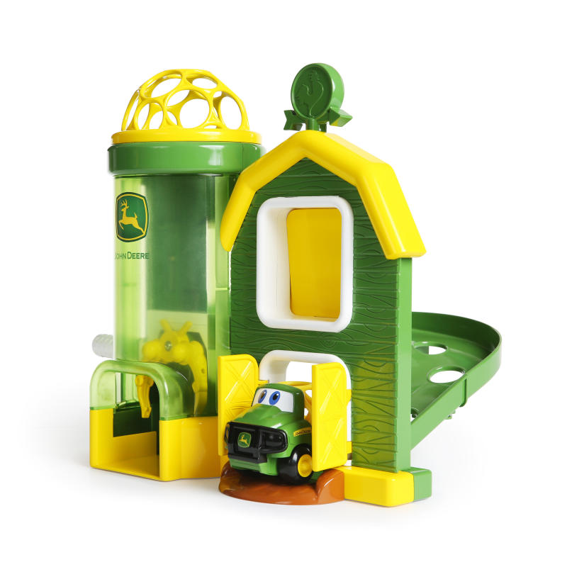 Rev Up Barnhouse™ Playset and Vehicle