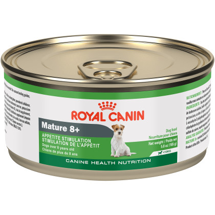 Royal Canin Canine Health Nutrition Mature 8+ Loaf Canned Dog Food