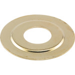 Brass Levolier Washer (1/8 IPS)