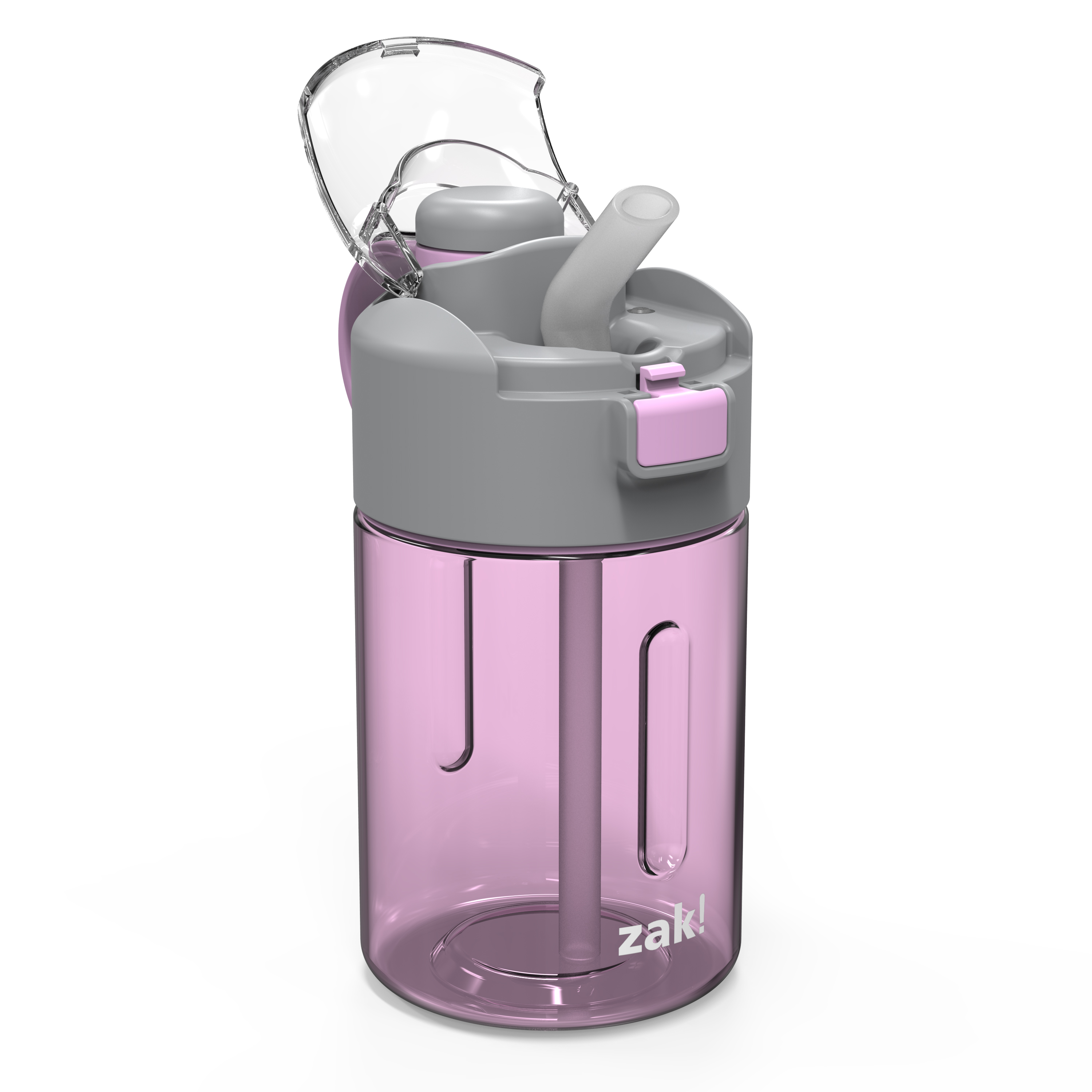 Genesis 12 ounce Water Bottle, Lilac slideshow image 4