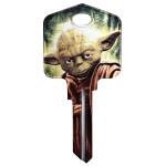 Star Wars Yoda Key Blank