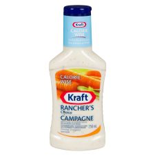 Kraft Rancher's Choice Dressing, Calorie Wise