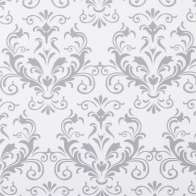Swatch for Smooth Top® Easy Liner® Brand Shelf Liner - Midnight Bloom, 12 in. x 10 ft.