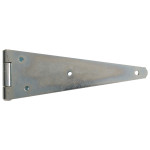 Hardware Essentials Zinc Heavy Duty T-Hinges