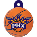 Phoenix Suns Large Circle Quick-Tag