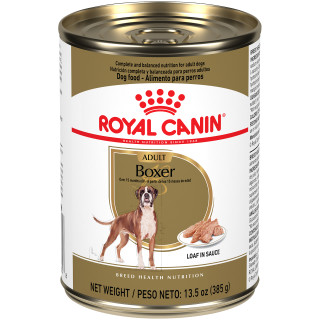 Boxer Adult Loaf in Sauce Canned Dog Food