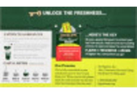 Back of Constant Comment Green Tea box