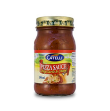 Catelli Spicy Garlic & Onion Pizza Sauce
