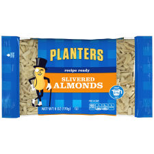 Planters Slivered Almonds 6 oz Bag