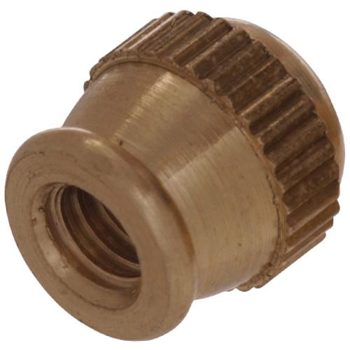 Brass Turn Knob (#8-32 Thread)