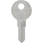 Bauer Padlock Key Blank