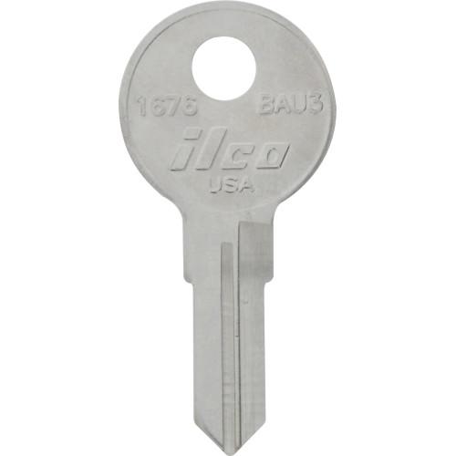 Bauer Padlock Key 1676 BAU3