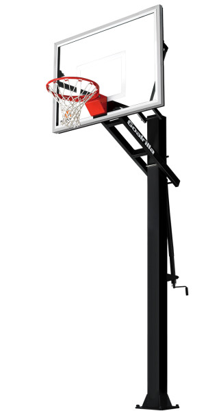 goalrilla inground basketball goal systems