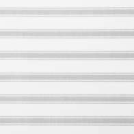 Swatch for Fabric Top EasyLiner® Brand Shelf Liner - Gray Stripe, 20 in. x 4 ft.