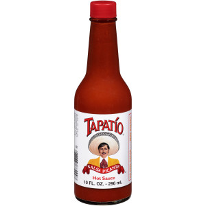 TAPATIO Hot Sauce, 10 oz. Bottles (Pack of 12) image