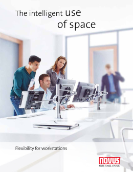 Novus More Space System Product Catalog