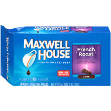 Maxwell House French Roast Ground Coffee 11 oz