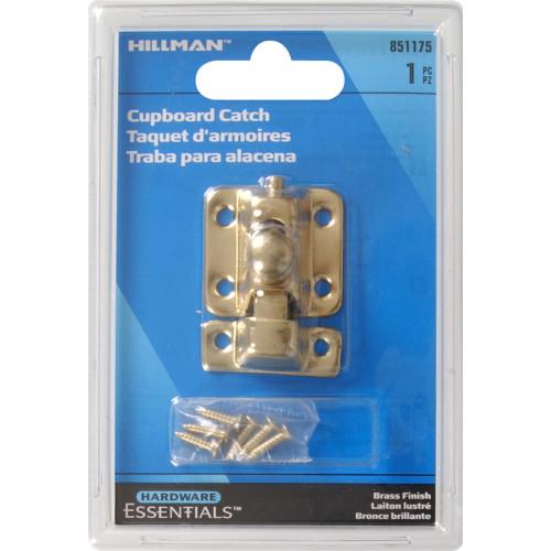 Hardware Essentials Cupboard Turn Round Turn Brass