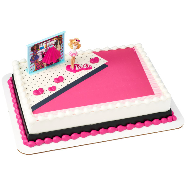 Barbie™ Love to Sparkle DecoSet®