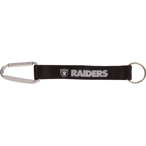 NFL Oakland Raiders Carabiner