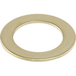 "Zinc-Plated Steel Washer (1/8 IPS x 5/8"")"