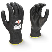 Radians RWG535 HPPE Cut Level A5 Touchscreen Reinforced Thumb Crotch Work Glove