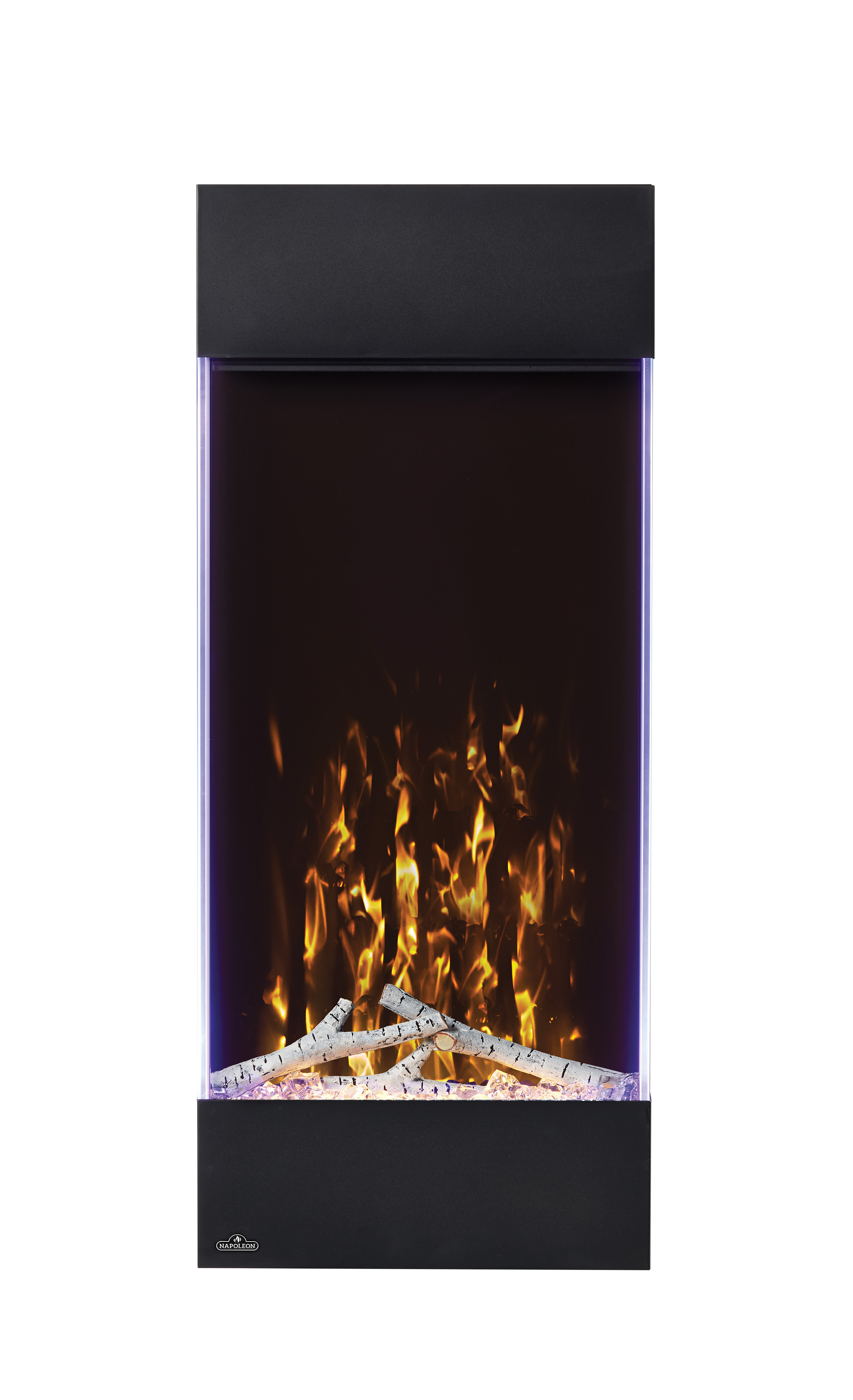 Click to view Allure™ Vertical 38 Electric Fireplace