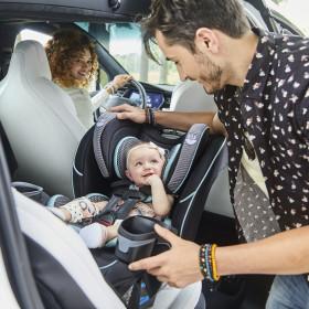 EveryFit 4-in-1 Convertible Car Seat
