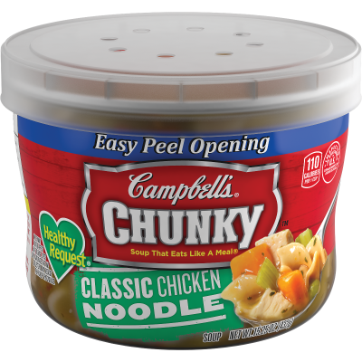 Classic Chicken NoodleSoup