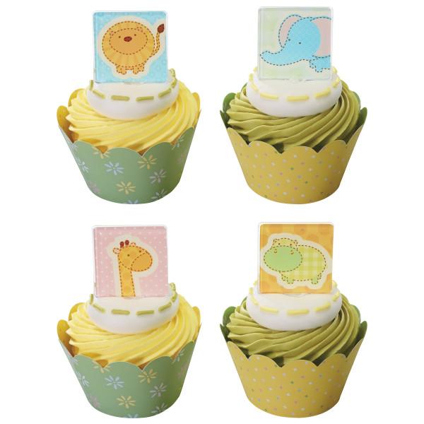 Green & Yellow Reversible Treat Wraps®