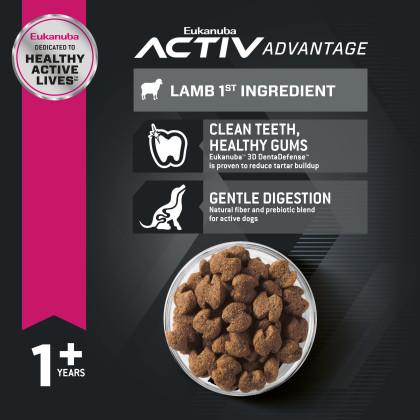 Adult Large Breed - Lamb 1st Ingredient Dry Dog Food