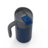 Aberdeen 20 ounce Vacuum Insulated Stainless Steel Tumbler, Indigo slideshow image 2