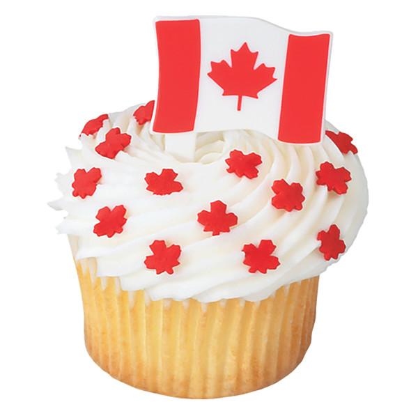 Canadian Flag DecoPics®
