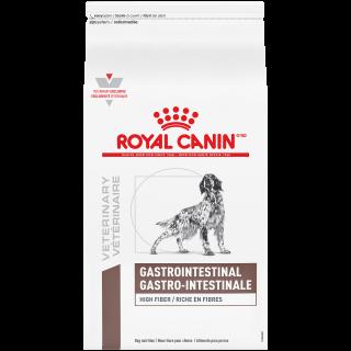 Canine Gastrointestinal High Fiber Dry Dog Food