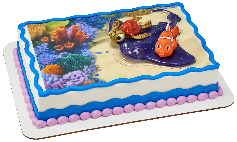 Finding Nemo Nemo Amp Squirt Decoset 174 Decopac