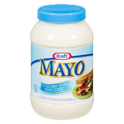 Kraft Real Mayo, Calorie Wise