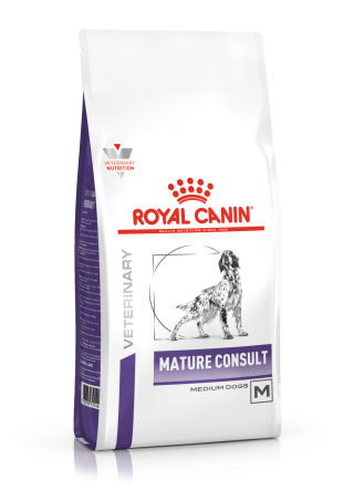 Mature Consult (Medium Dogs)
