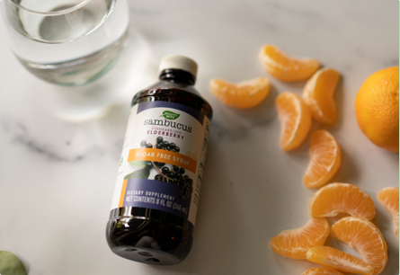 Your Go-To Sambucus Syrup in a Sugar-Free Formula