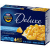 Kraft Deluxe Macaroni & Cheese Dinner with 2% Milk Cheese, 14 oz Box