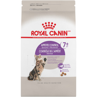Appetite Control Spayed / Neutered 7+ Years Dry Adult Cat Food
