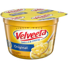 Velveeta Original Shells & Cheese, 2.39 oz Cups