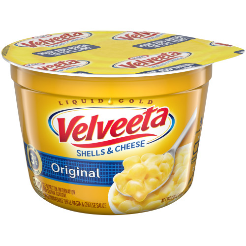 Velveeta Original Mac n Cheese Cups, 2.39 oz.