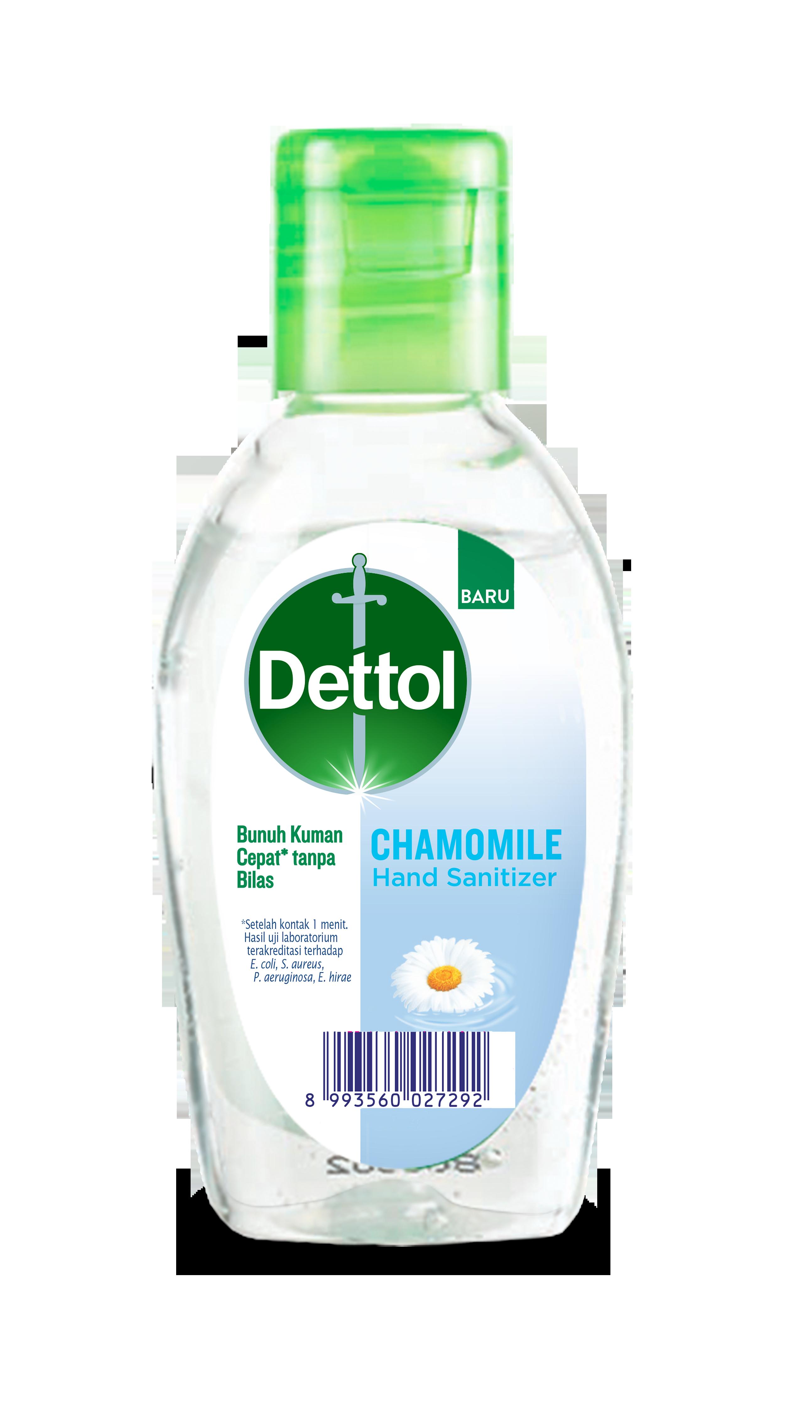 Dettol Instant Hand Sanitizer Soothe