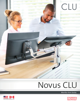 Novus CLU Product Brochure