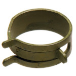 Deep Drawer Spring Action Hose Clamps