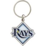 MLB Tampa Bay Rays Key Chain