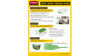 This document is a frequently asked question and answer guide to Freshworks™ Produce Saver.