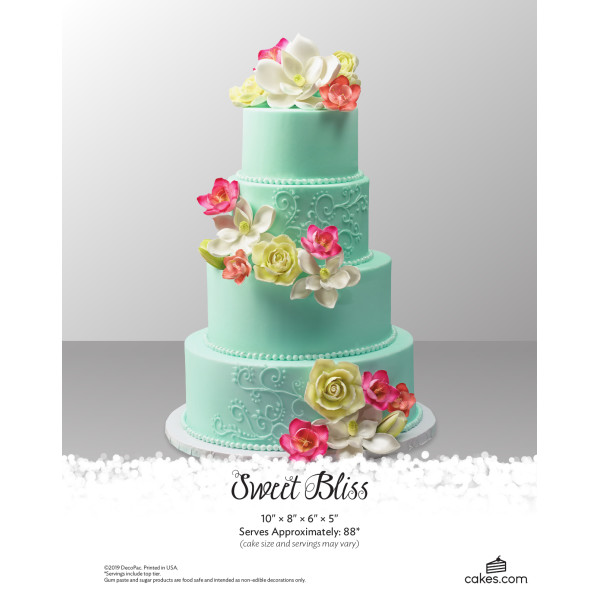 Sweet Bliss Wedding The Magic of Cakes® Page